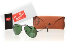 Солнцезащитные очки, Ray Ban Original 3026D-green-b