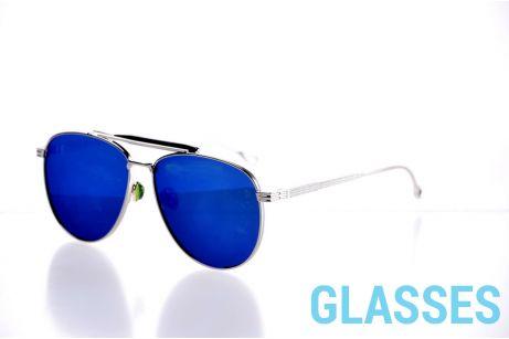 Женские очки капли 8229blue