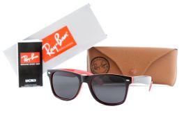 Солнцезащитные очки, Ray Ban Wayfarer P2140-c-7